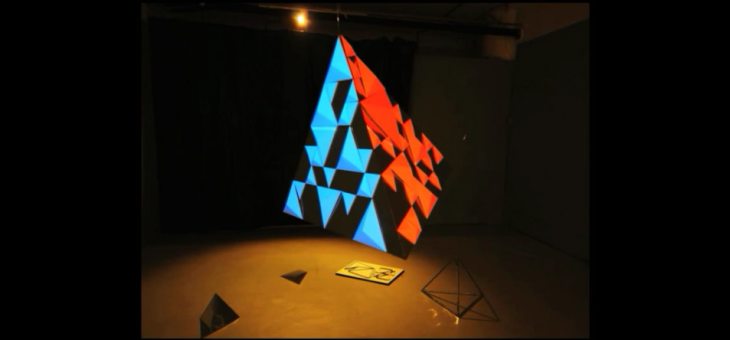 "Interactive Art ""Can't Conjecture"""